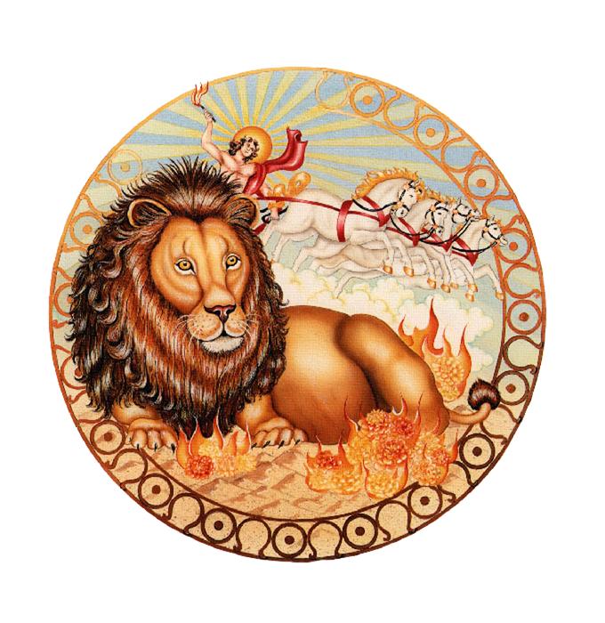 Гороскоп   сентябрь для льва женщины работа