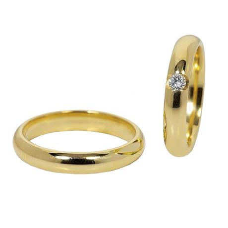 кольцо классика с бриллиантом фото