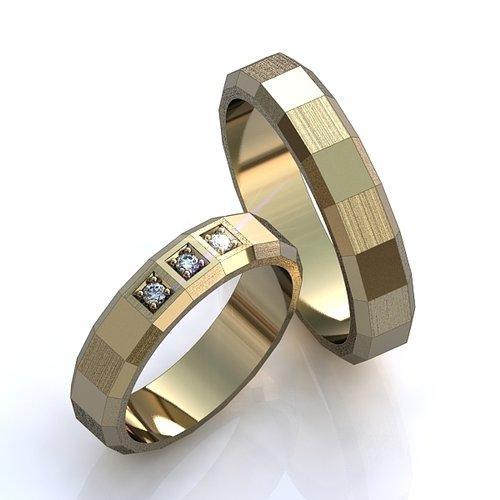 обручальные кольца белое золото спб купить