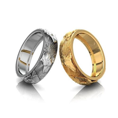 Спб обручальные кольца цена